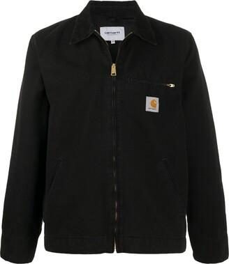 Carhartt Wip Point-Collar Drill Shirt Jacket