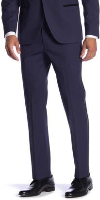 "Savile Row Co Essex Purple Slim Fit Tuxedo Pants - 30-34"" Inseam"