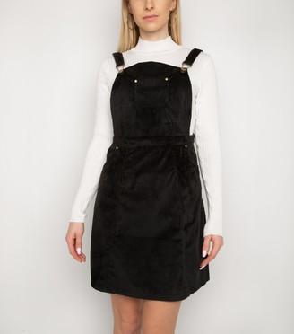 New Look Gini London Cord Pinafore Dress