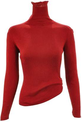 Banana Republic \N Red Silk Knitwear for Women