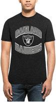 '47 Men's Oakland Raiders Encircled Club T-Shirt