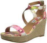 Steve Madden Women's Montaukk Platform Sandal