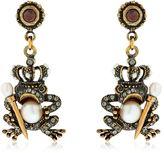 Alcozer & J Yvonne & Brigitte Frog Earrings