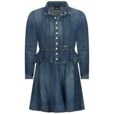 DSQUARED2 Dsquared2Girls Blue Denim Dress