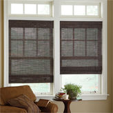 JCP Home Collection jcp homeTM Custom Woven Wood Bamboo Roman Shade