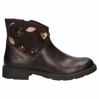 Geox Girls' Jr Sofia B Ankle Boots