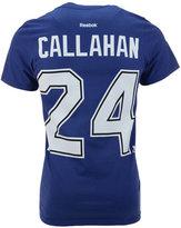 Reebok Men's Short-Sleeve Ryan Callahan Tampa Bay Lightning Player T-Shirt