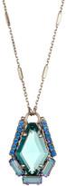 Sorrelli Multi-Cut Swarovski Crystal Pendant Necklace