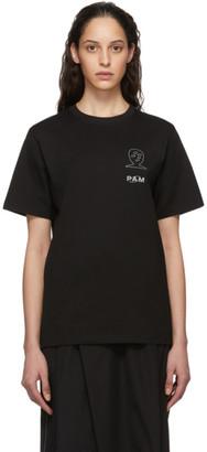 Perks And Mini Black Neighborhood Edition Logo T-Shirt