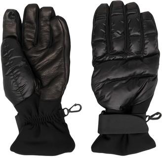 MONCLER GRENOBLE Padded Winter Gloves