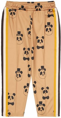 Mini Rodini Panda Recycled Triacetate Sweatpants