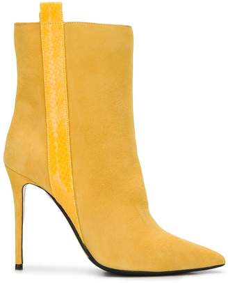 The Seller pull-on stiletto boots