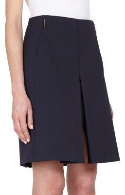 DELPOZO Slit Skirt