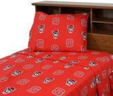 Bed Bath & Beyond North Carolina State University Sheet Set