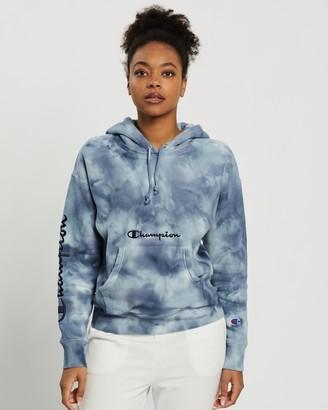 Champion Reverse Weave Cloud Dye Hoodie