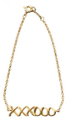 Tiffany & Co. Paloma Picasso Gold Pink gold Bracelets