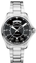 Hamilton Khaki Pilot Stainless Steel Bracelet Watch