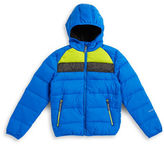 Hawke & Co Boys 8-20 Hooded Quilted Down Coat