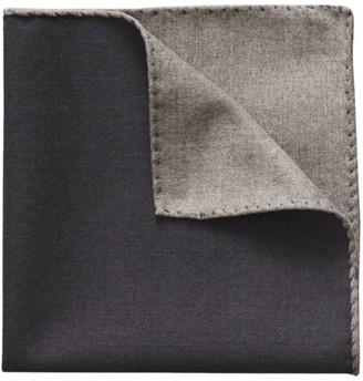 Eton Wool Pocket Square