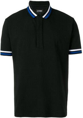 Les Hommes casual polo shirt