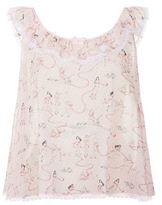 Agent Provocateur Cinta Babydoll Top