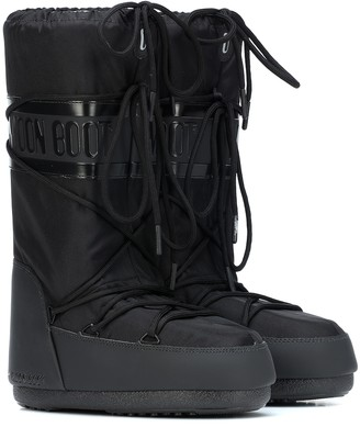 Moon Boot Exclusive to Mytheresa a Classic Plus snow boots