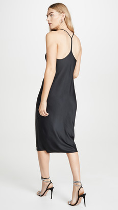 Alexander Wang Wash & Go Racerback Dress