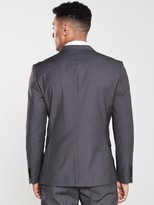 Very Slim Suit Jacket - Grey