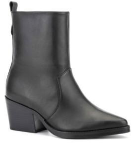 Rebel Wilson Mod Ankle Boots Women's Shoes