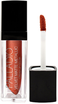 Palladio Gilded Velvet Matte Metallic Lip Gloss
