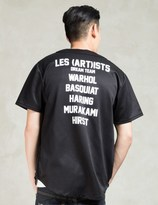 Les (Art)ists Black Dream Team Art Baseball Jersey