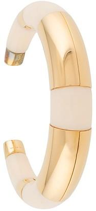 Chloé Two-Tone Cuff Bracelet