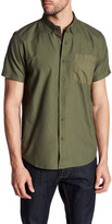 Tavik Balance Short Sleeve Regular Fit Shirt