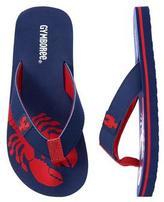 Gymboree Lobster Flip Flops