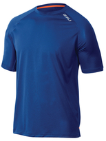 2XU Short Sleeve Crewneck Top