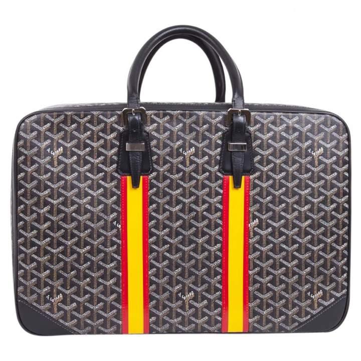 Goyard Cloth travel bag