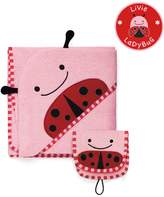 Skip Hop Zoo Towel and Mitt Sets, Livie