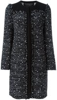 Giambattista Valli zipped coat