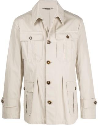 Dolce & Gabbana Cotton Safari Jacket