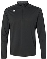 Champion Men's Quarter-Zip Vapor Pullover Top