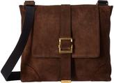 Salvatore Ferragamo Triumph Suede Bag Briefcase Bags