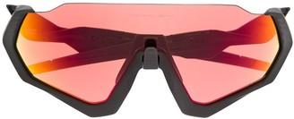 Oakley Flight Jacket brow-less sunglasses