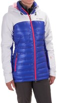 Columbia Heatzone 1000 TurboDown® Hooded Jacket - Insulated (For Women)