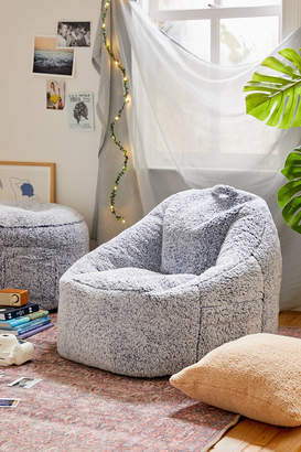 Urban Outfitters Amped Fleece Bean Bag Chair
