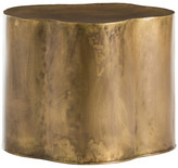 Arteriors Home Lowry Side Table, Gold