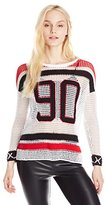Eleven Paris Women's Nisho Mesh Sweater