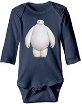 LADOLADO Big Hero Super Hero Baymax Baby Onesie Bodysuits