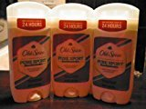 Old Spice High Endurance Invisible Solid Antiperspirant/Deodorant-Pure Sport-3 oz, 3 pack by