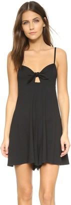 Only Hearts Women's Picnic Club Bowtie Playsuit