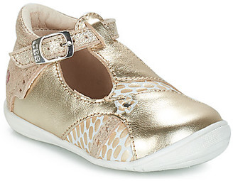 GBB STEPHANIE girls's Shoes (Pumps / Ballerinas) in Gold